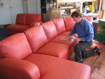 Etonnant European Leather Repair